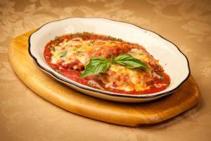 classic italian lunch